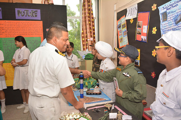Mount Carmel School-Exhibition