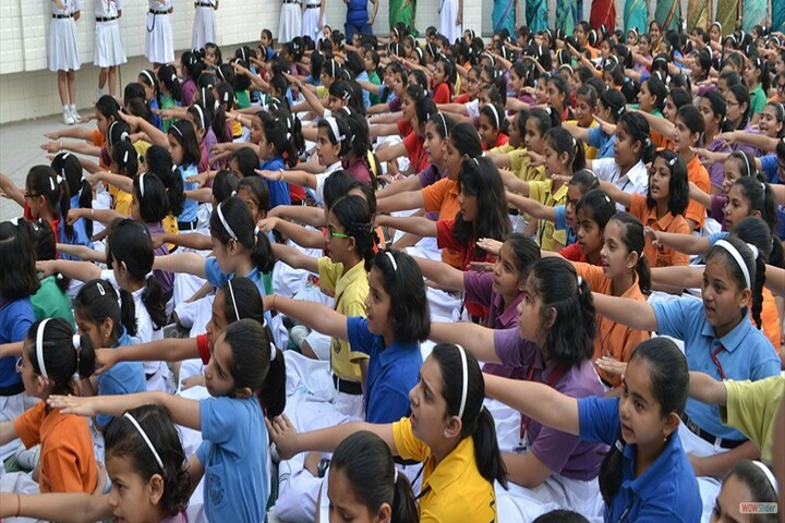 Mount Carmel School-Pledge