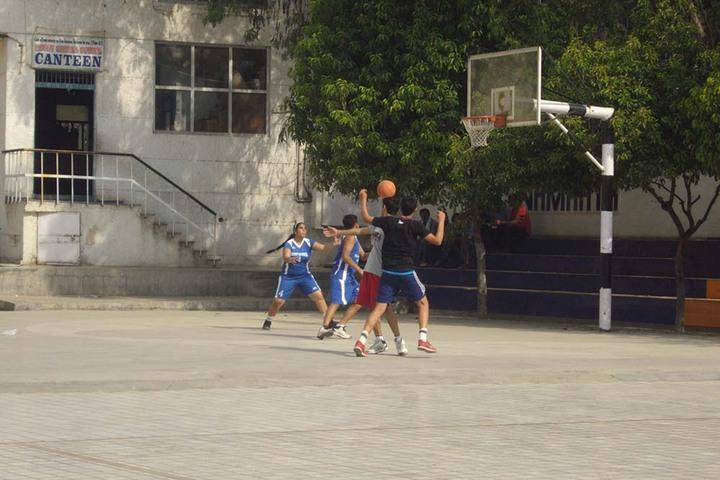 Mount Carmel School-Basket Ball Court