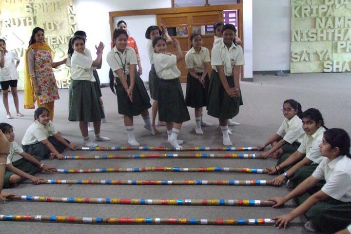 Mount Carmel School-Dance Practice