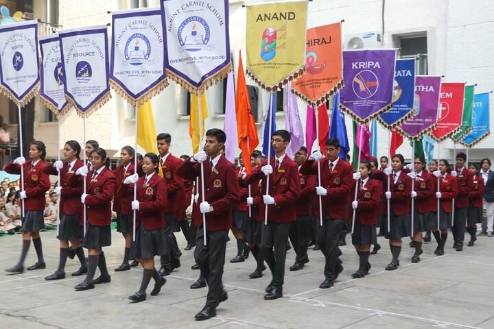 Mount Carmel School-Event