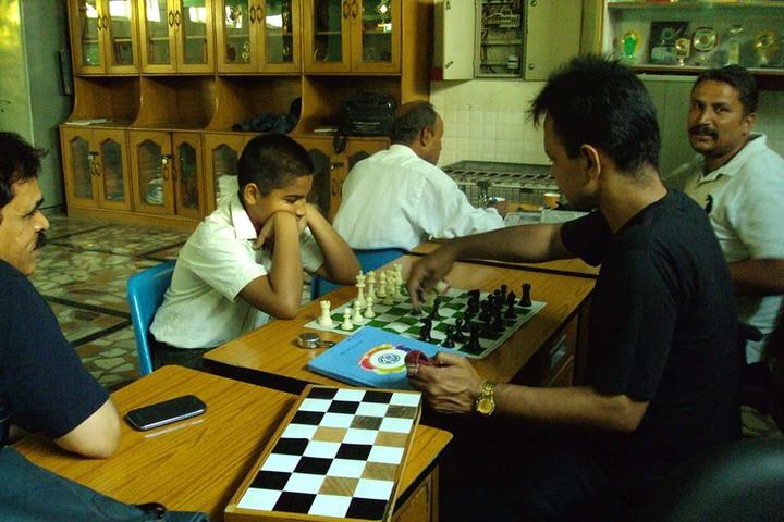 Mount Carmel School-Indoor Games