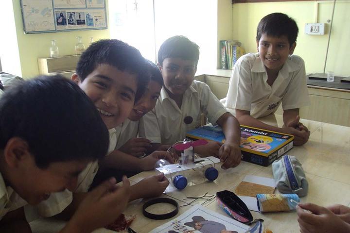 Mount Carmel School-Robotics Lab