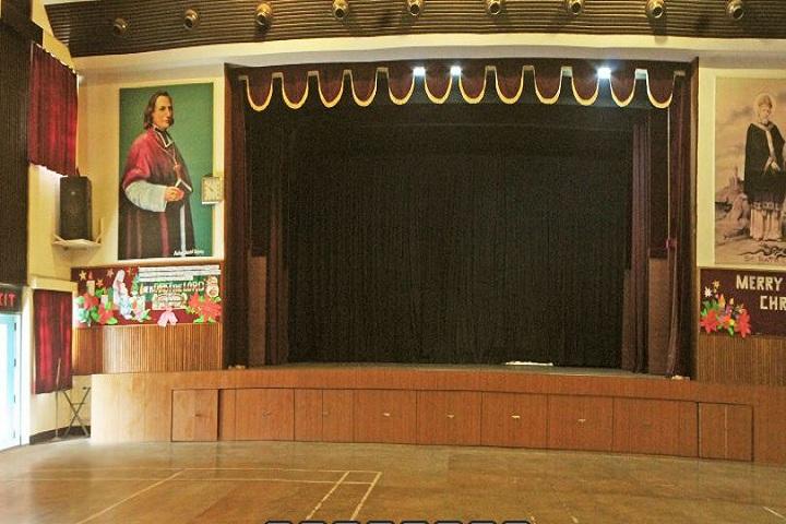 Mount St MaryS School-Auditorium