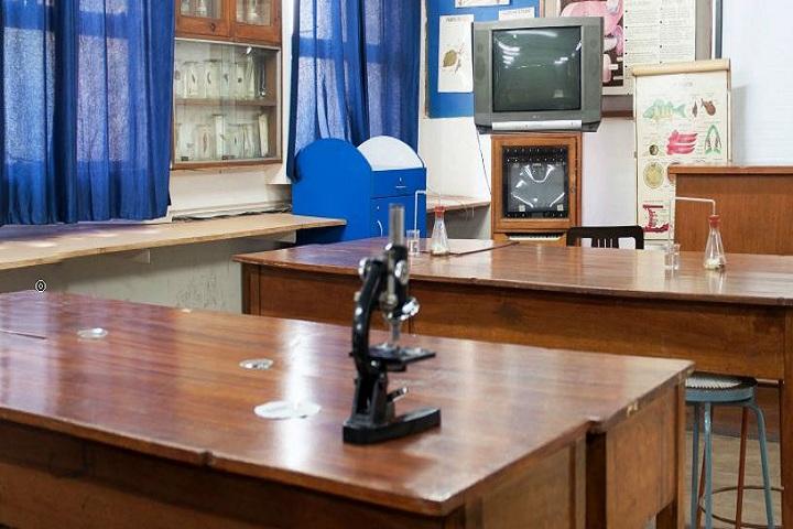 Mount St MaryS School-Biology Lab
