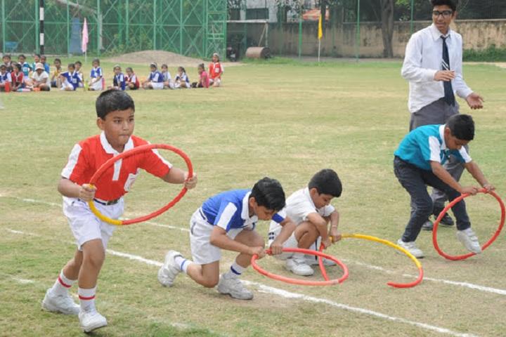 N K Bagrodia Public School- Sports Week