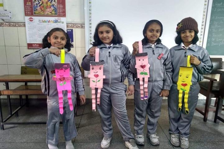 N K Bagrodia Public School-Club Activity