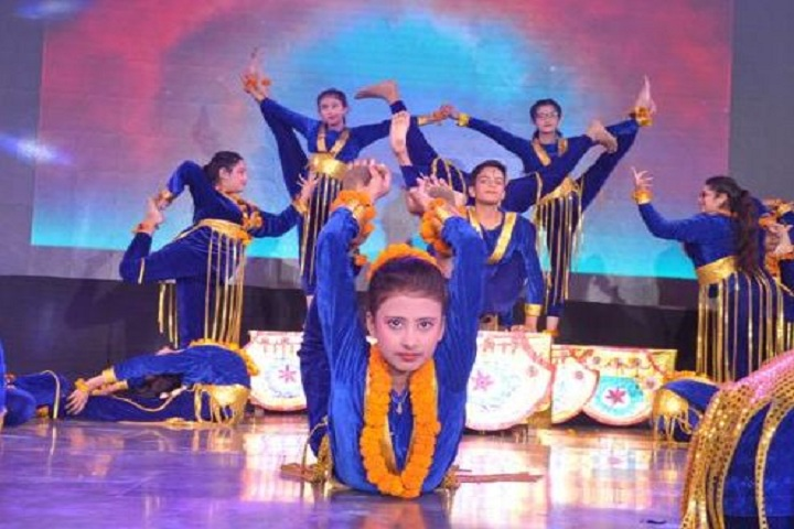 N K Bagrodia Public School-Annual Day