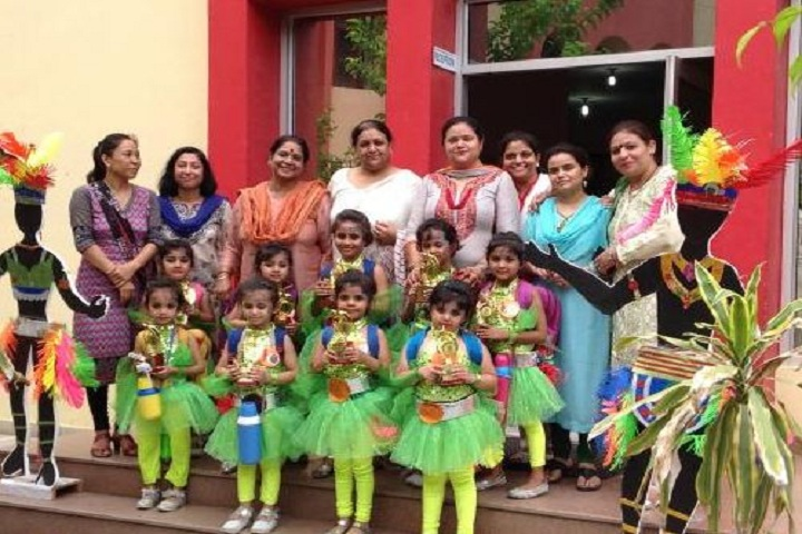 N K Bagrodia Public School-Fancy Dress Competition