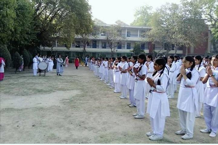 N P Bengali Girls Senior Secondary School-Assembly