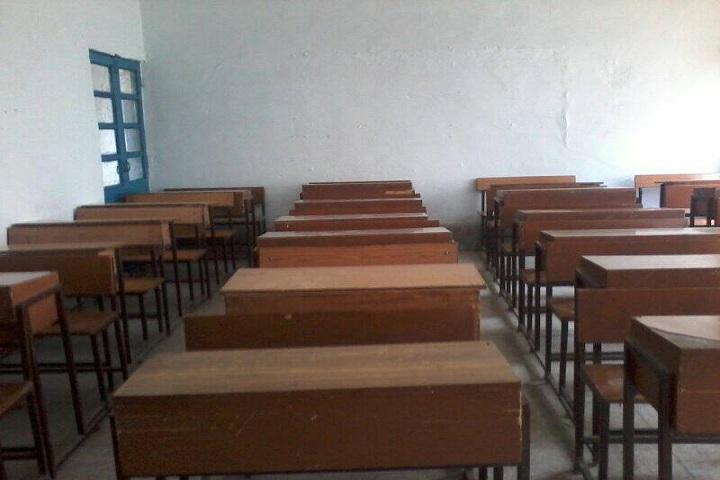 N P Bengali Girls Senior Secondary School-Classroom