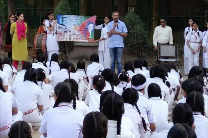 N P Bengali Girls Senior Secondary School-Event