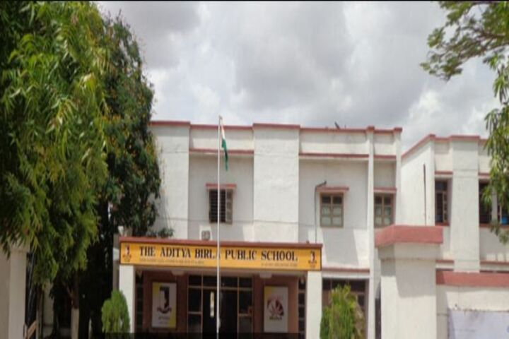 The Aditya Birla School-School Building