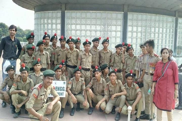 N P Co-Educational Senior Secondary School-NCC Team