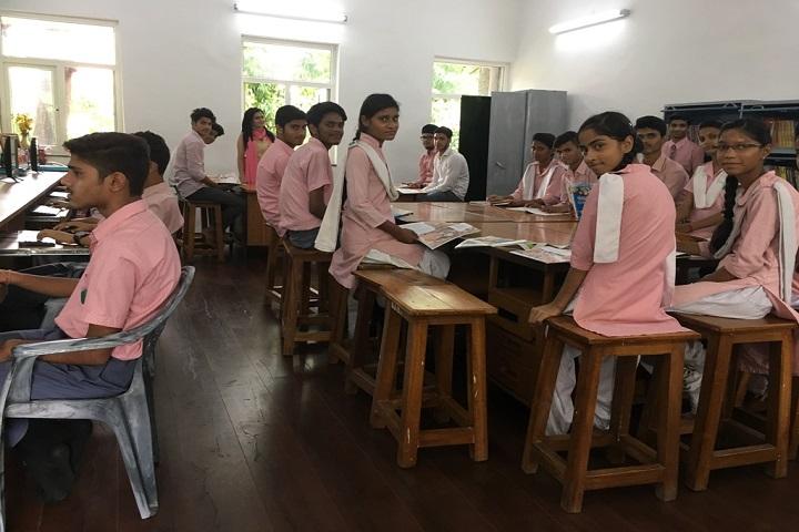 N P Coeducation Senior Secondary School-Digital Lab