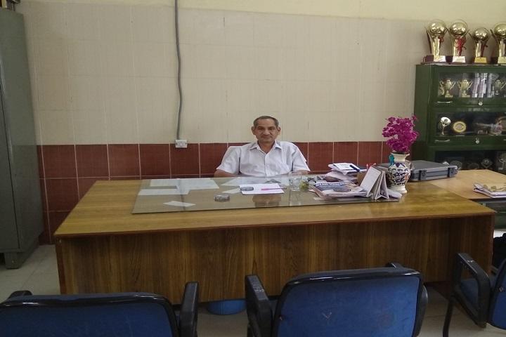 N P Coeducation Senior Secondary School-Principal Desk