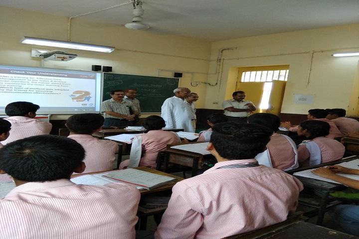 N P Coeducation Senior Secondary School-School Inspection