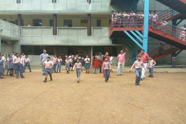 N P Coeducation Senior Secondary School-Sports Day