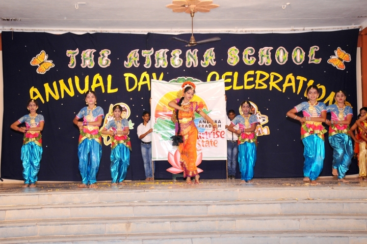 The Athena School-Dance