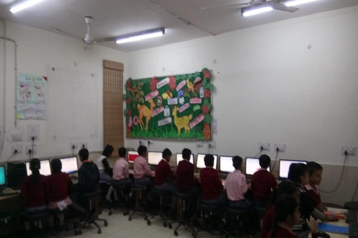 NP Co Education Secondary School-IT-Lab