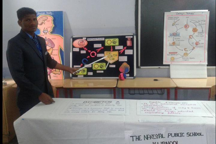 The Nandyal Public School-Science Fair