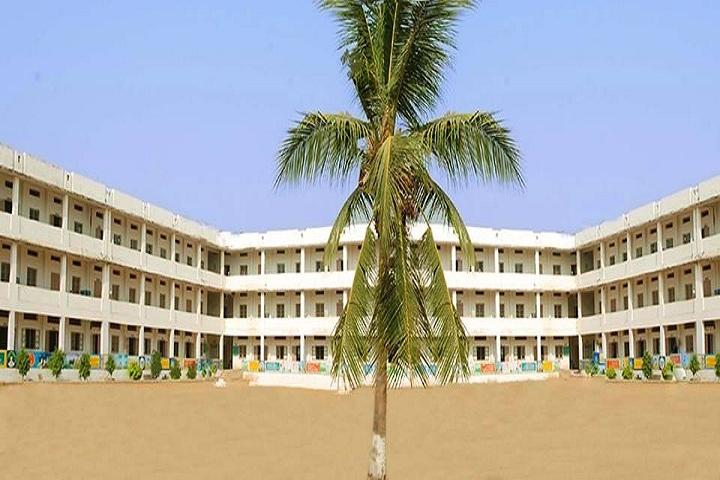 The Nandyal Public School-School Building