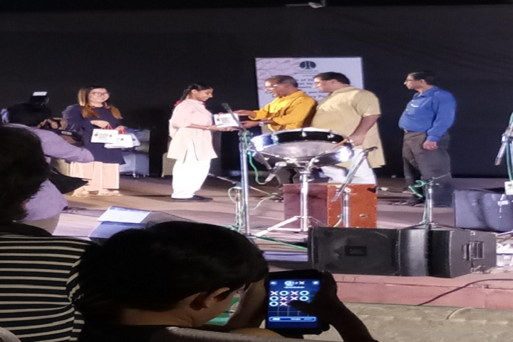 NP Co Ed Secondary School-Events prize distribution