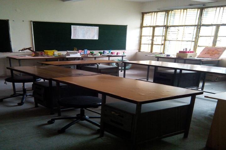 NP Co Ed Secondary School-Laboratory