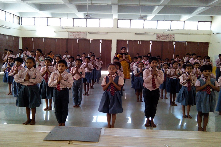 NP Co Ed Secondary School-Others morning assembly
