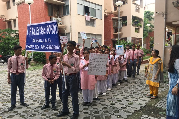 NP Co Ed Secondary School-Others rally