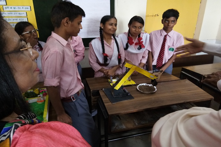 NP Co Ed Secondary School-Others science exhibition