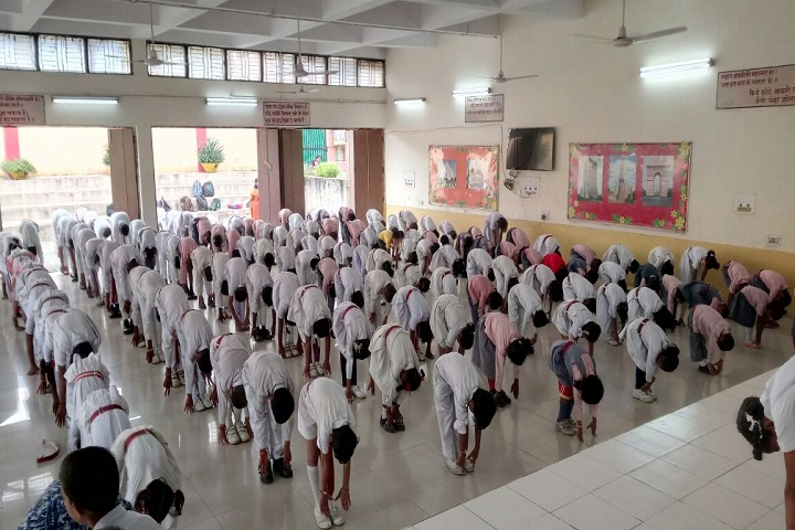 NP Co Ed Secondary School-Others yoga