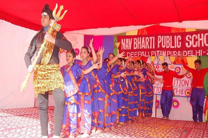 Nav Bharti Public School-Events Programme