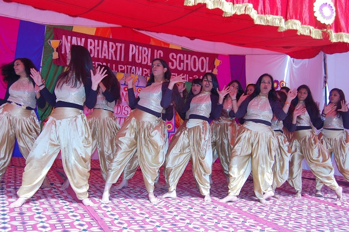 Nav Bharti Public School-Events