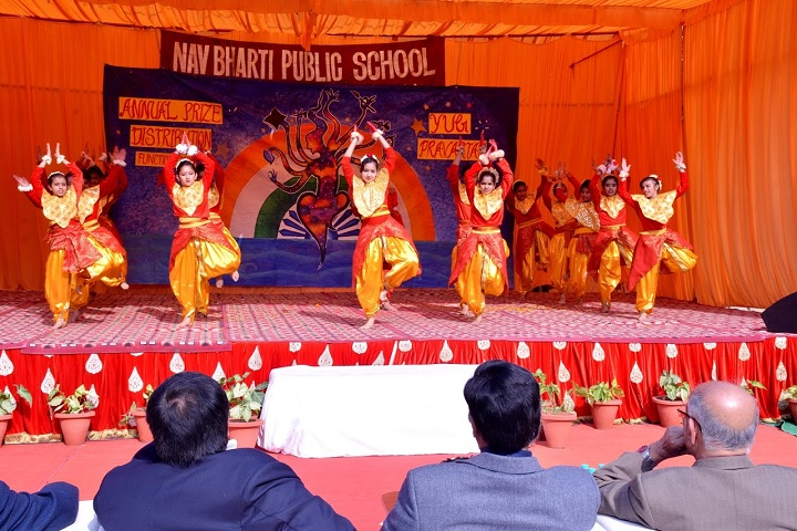 Nav Bharti Public School-Events Dance