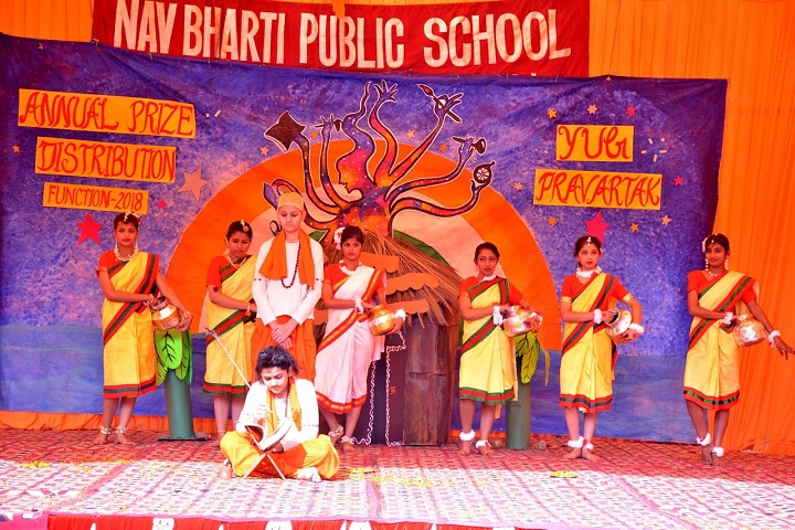 Nav Bharti Public School-Events Function