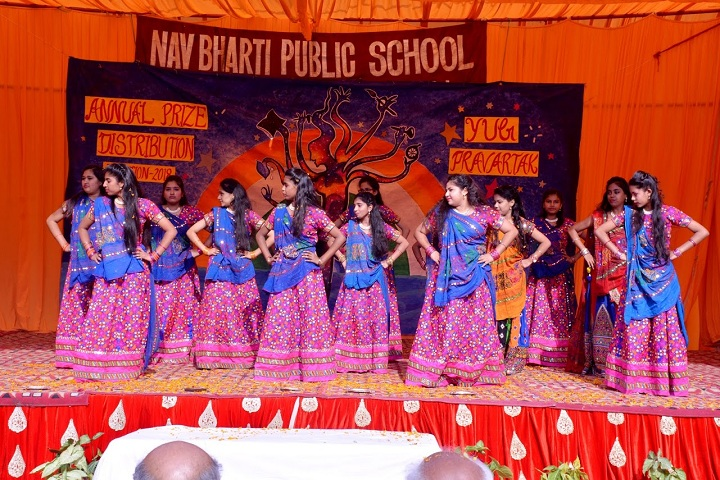 Nav Bharti Public School-Events prize distribution Programme