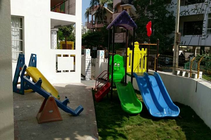 The Presidential School-Kids Play Area