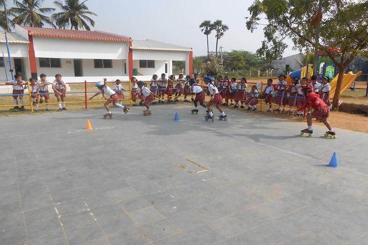 The Presidential School-Skating