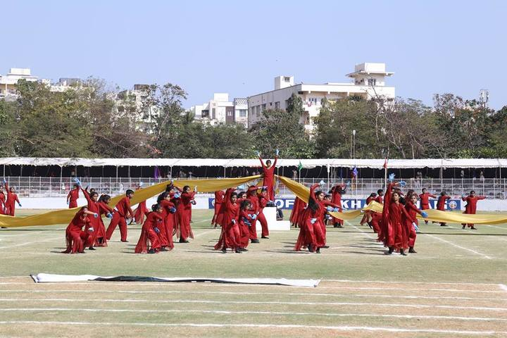 The Presidential School-Sports Day