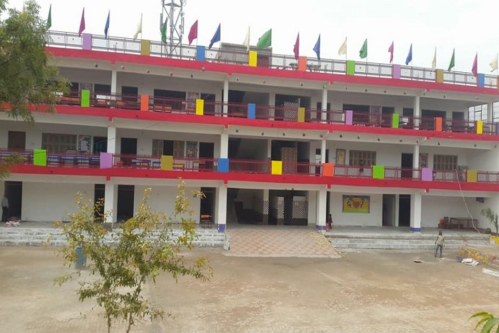 Nav Jeevan Adarsh Public School-Campus-View full