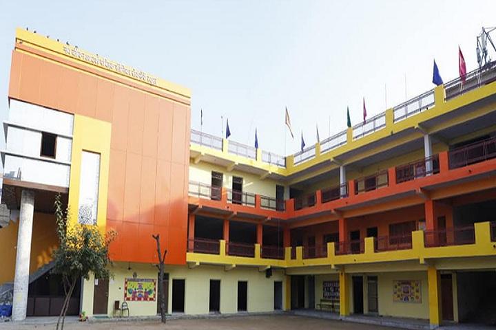 Nav Jeevan Adarsh Public School-Campus-View