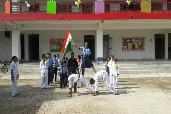 Nav Jeevan Adarsh Public School-Events Independance Day