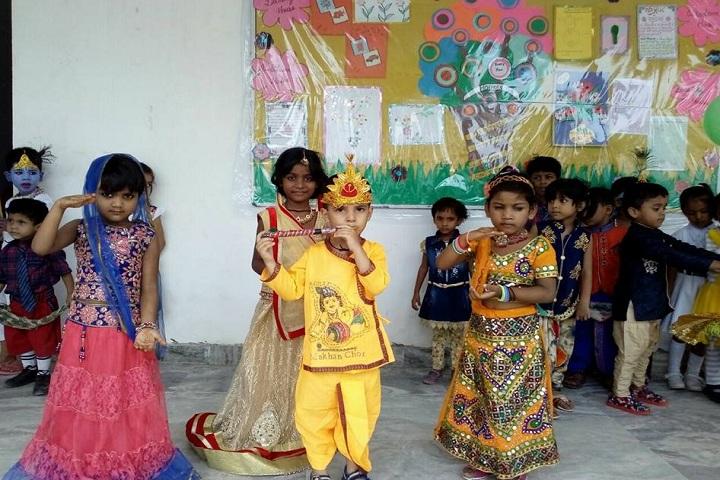 Nav Jeevan Adarsh Public School-Programme