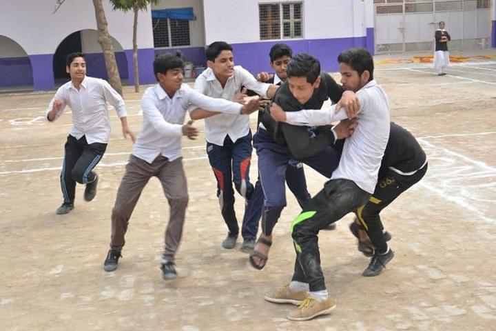 Nav Jeevan Adarsh Public School-Sports Kabbadi