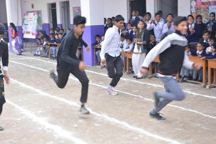 Nav Jeevan Adarsh Public School-Sports running
