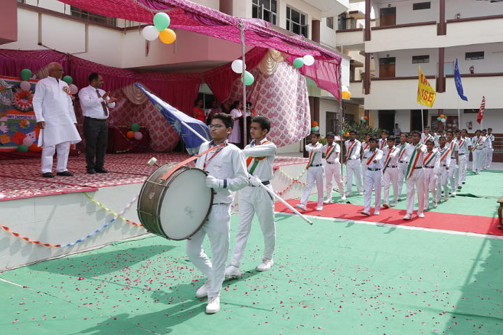 Nav Uday Convent Public School-Independence-Day
