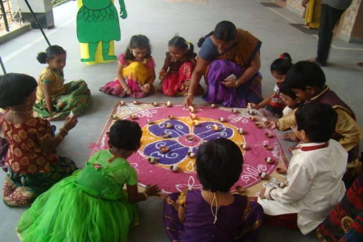 The Sun School-Diwali Celebrations