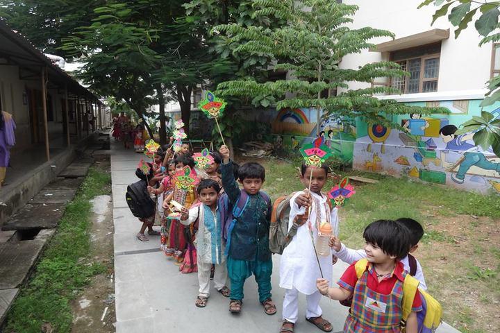 The Sun School-Dussehra Celebrations