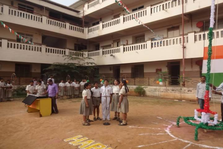 The Sun School-Republic Day Celebrations